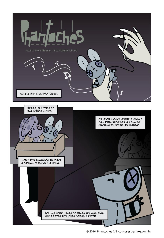 Phantoches #01